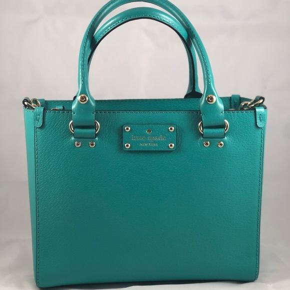 Kate Spade Wellesley Quinn - small turquoise 7345da9f217da